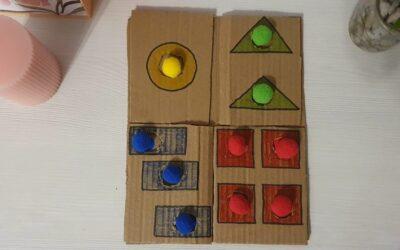 2 Actividades infantiles DIY para trabajar en casa